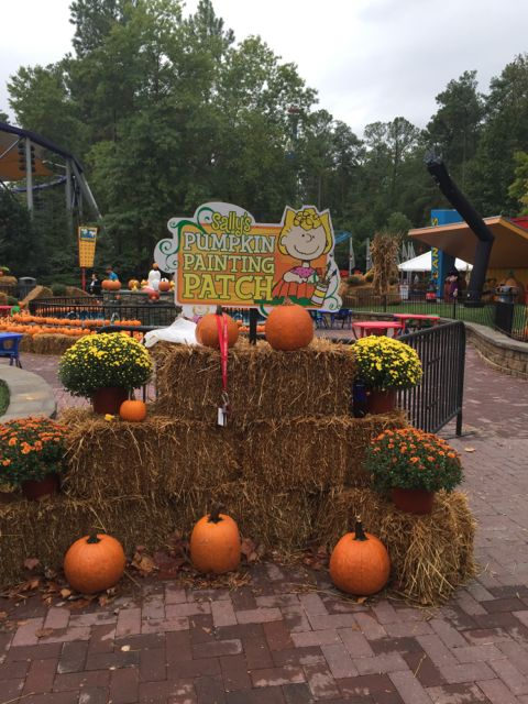 kings dominion halloween