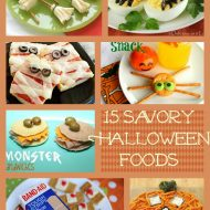 Healthy Halloween Foods for Parties