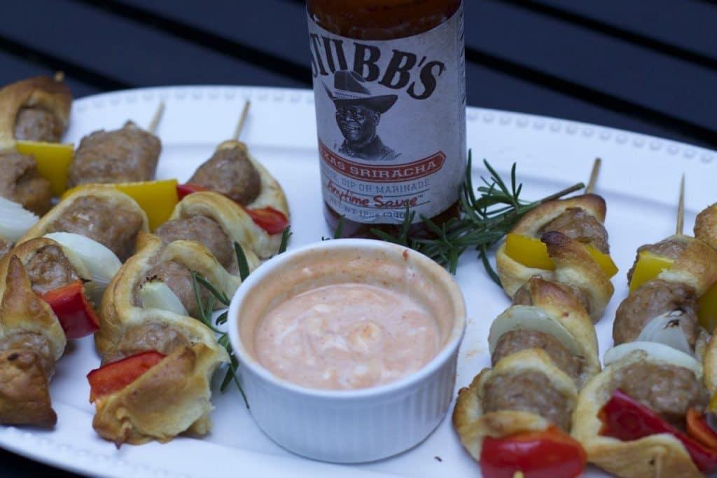 stubbs-sriracha sauce