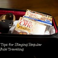 4 Tips for Staying Regular while Traveling
