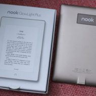 Waterproof eReader for Avid Readers: NOOK GlowLight Plus