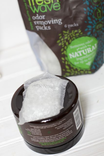 Natrural Odor removing packs
