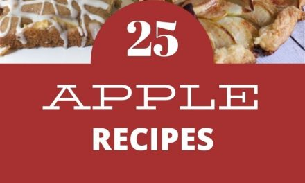25 Unique Apple Recipes For Fall