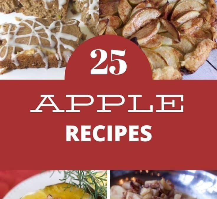 25 Unique Apple Recipes For Fall