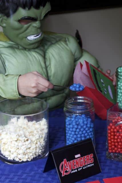 avengers popcorn bar 3