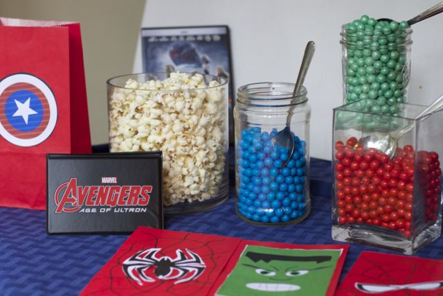 Throw a MARVEL's The Avengers: Age of Ultron Party