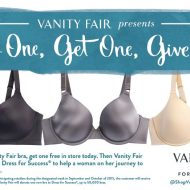 Best Deals on Bras: Vanity Fair BOGOGO EVENTS #BrasChangeLives