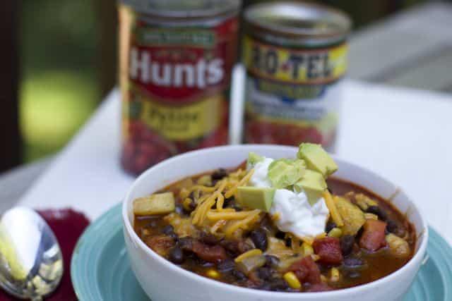 easy-veggie-chili