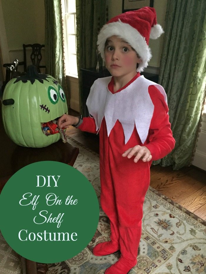 Simple Last Minute DIY Cute Halloween Costumes