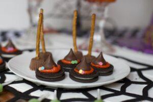 No Bake Halloween Snacks
