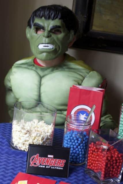 hulk party