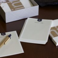 Sophisticated Stationery For Men makes a Thoughtful Gift