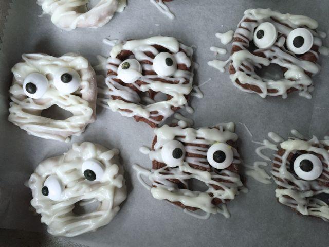 mummy pretzels 2