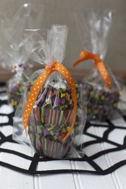 packaged mummy treats