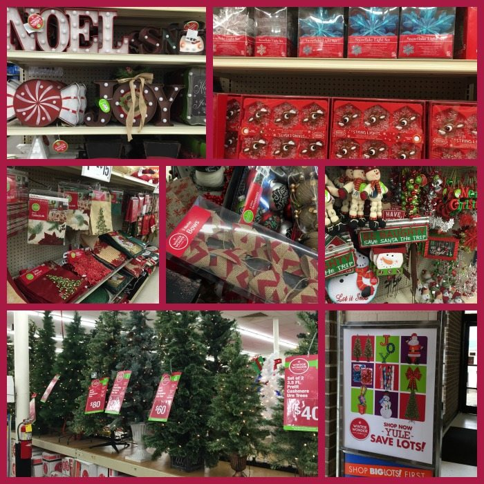 big lots holiday decor ideas