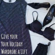 How to Give your Holiday Wardrobe a Lift!