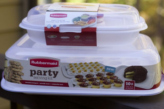 rubbermaid-party platter