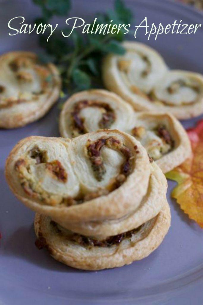 savory pinwheel appetizers