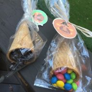 Edible Thanksgiving Placeholders or Party Favors