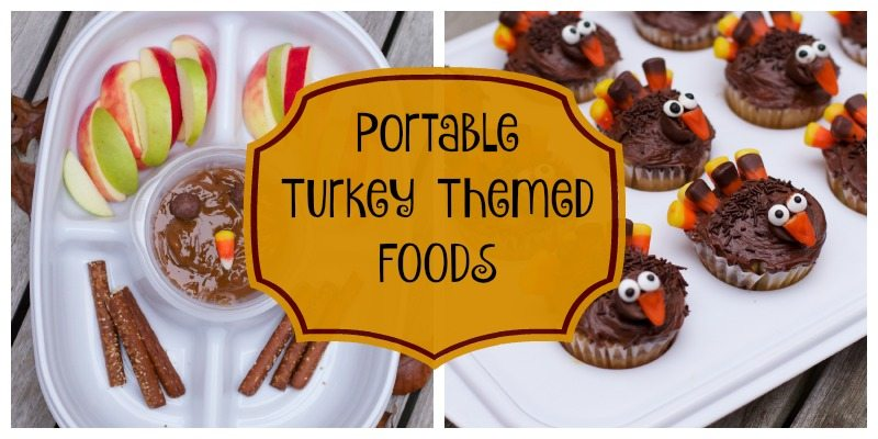 turkey themed foods