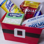 Deck the Halls Teachers Gift Basket