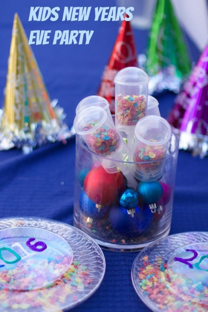 New years eve party for kids