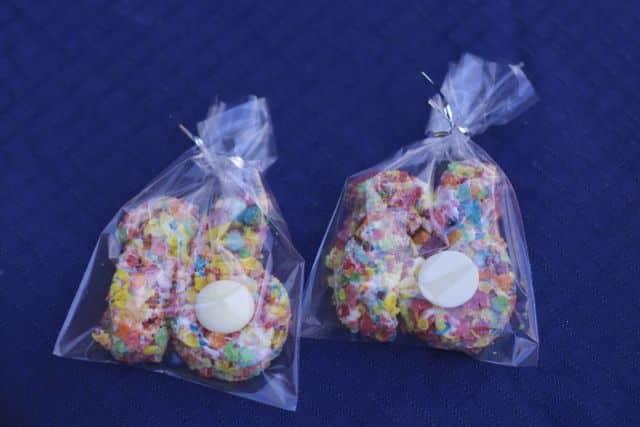 NYE Cookies favors