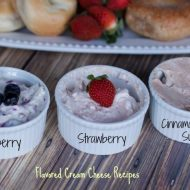 Easy Flavored Cream Cheese Recipes