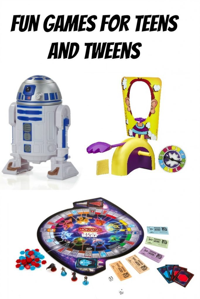 Best STAR WARS Themed Games and Gifts for Tweens & Teens