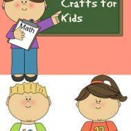 3 Awesome Math Crafts