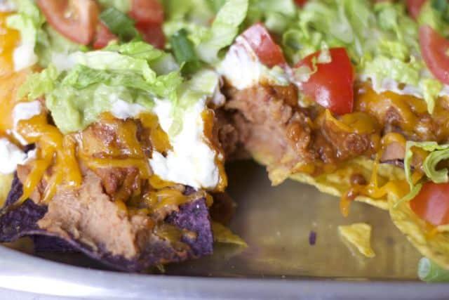 7 layer nachos 4