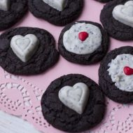 Valentines Day Recipe: Cookies & Creme Cookie Recipe