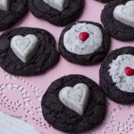 Valentines Day Recipe: Cookies & Creme Cookie Recipe