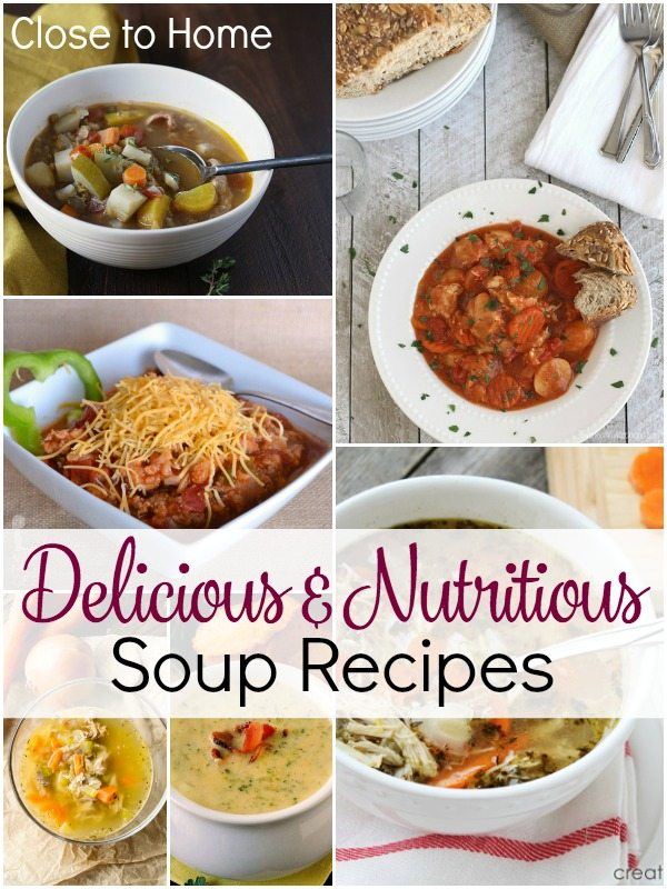 Delicious and Nutritious Soup Recipes