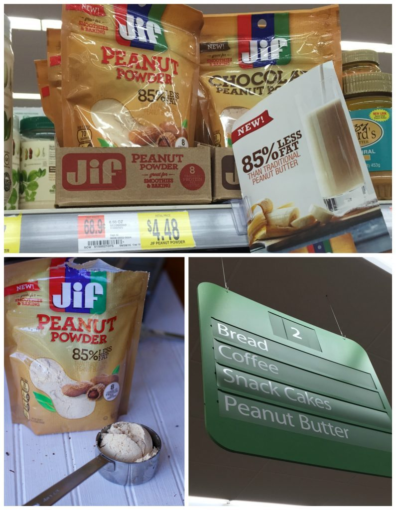 JIF Peanut Butter Powder