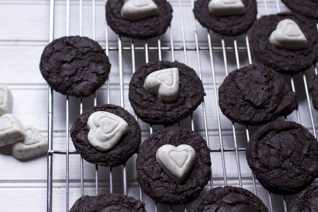 cookies and creme cookies