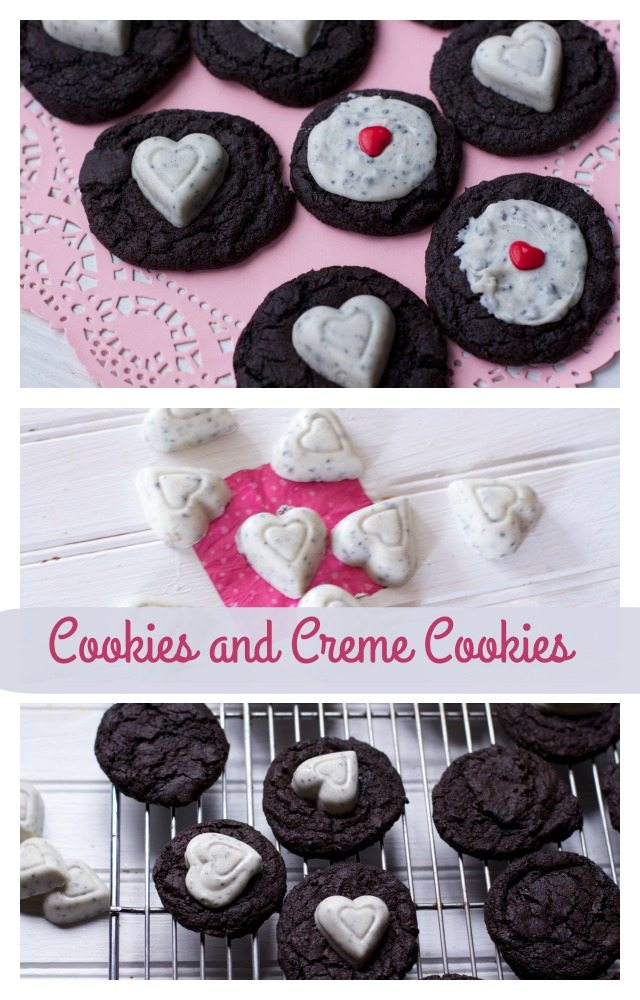 cookies and creme cookies pin