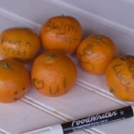 Healthy Snacks for Tweens & Edible Lunch Notes with Cuties