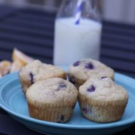 High Protein Breakfast with Make Ahead Muffin Batter