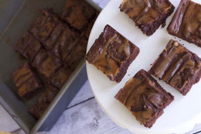 Low Fat Peanut Butter Brownie Recipe