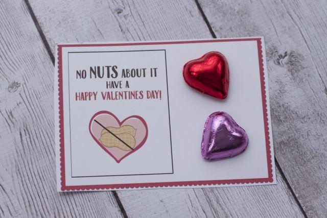 nut free chocolate