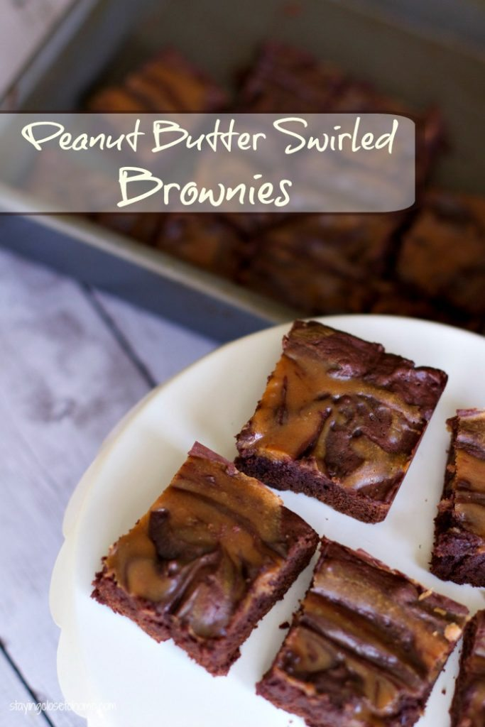 Peanut Butter Brownie Recipe options like this Low-Fat Peanut Butter Brownie Recipe are perfect for enjoying a great chocolate treat without the guilt!