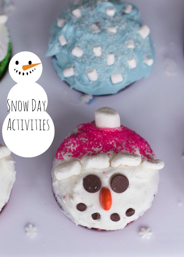 snow day food