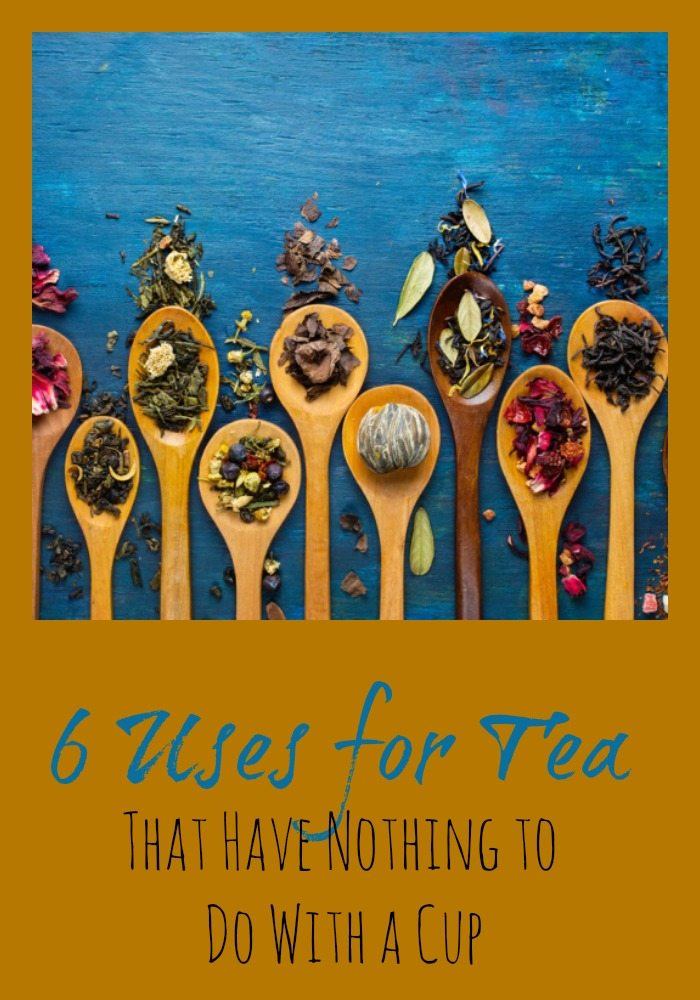 uses for tea