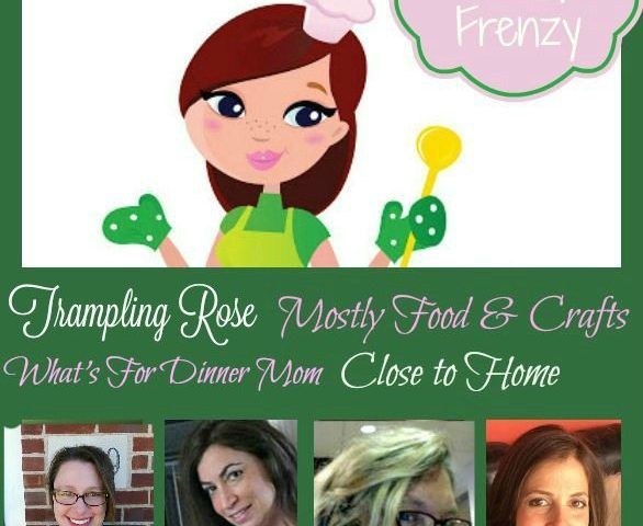 7/29 Friday Frenzy Crafts & Recipes Party