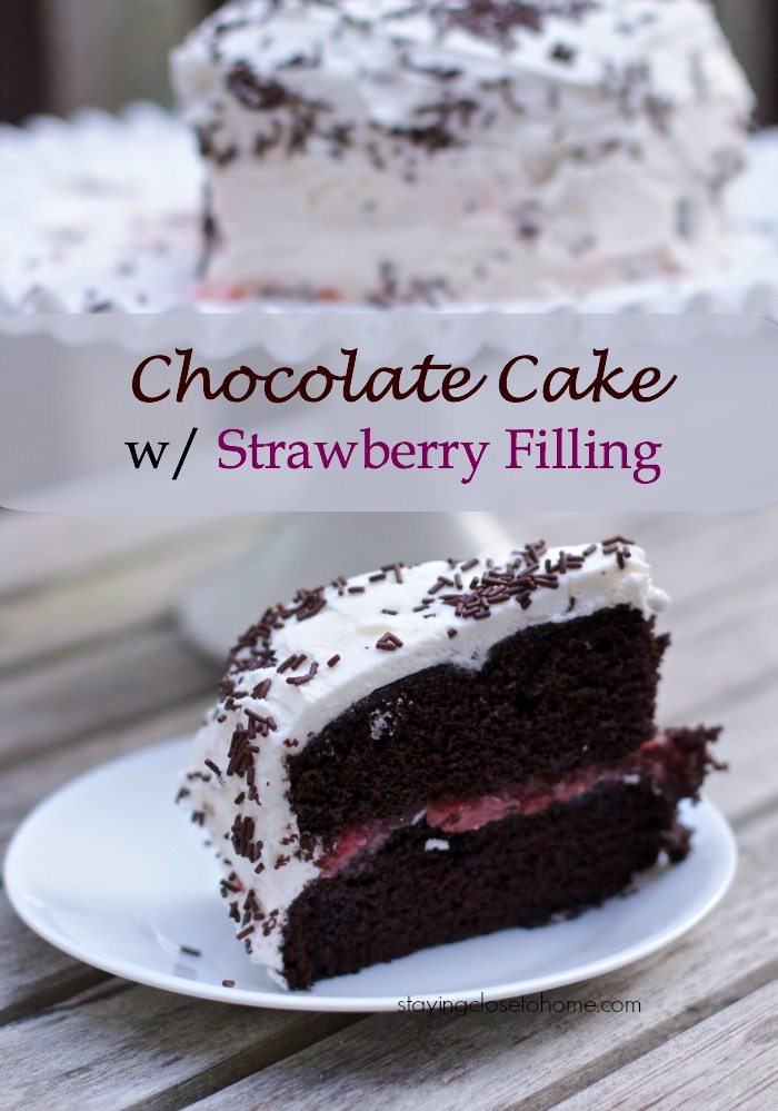 chocolate cake pin
