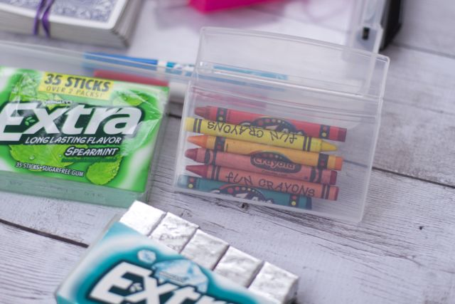 Extra 35 stick pack road trip survival box