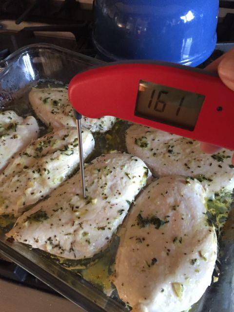 roasted Italian Chicken Dinner