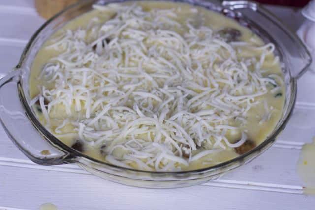 kale quiche recipe
