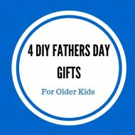 4 DIY Father's Day Gift Ideas